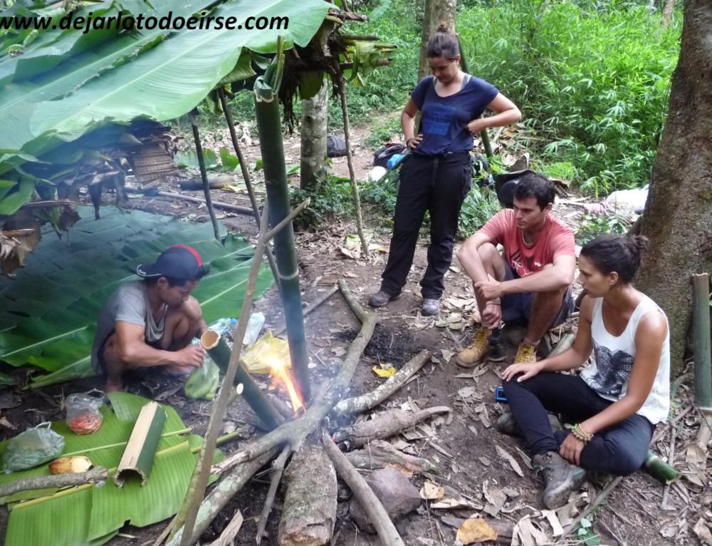 Mi trekking en Luang NamTha y porqué no me presentaré al próximo Conquistador del Fin del Mundo