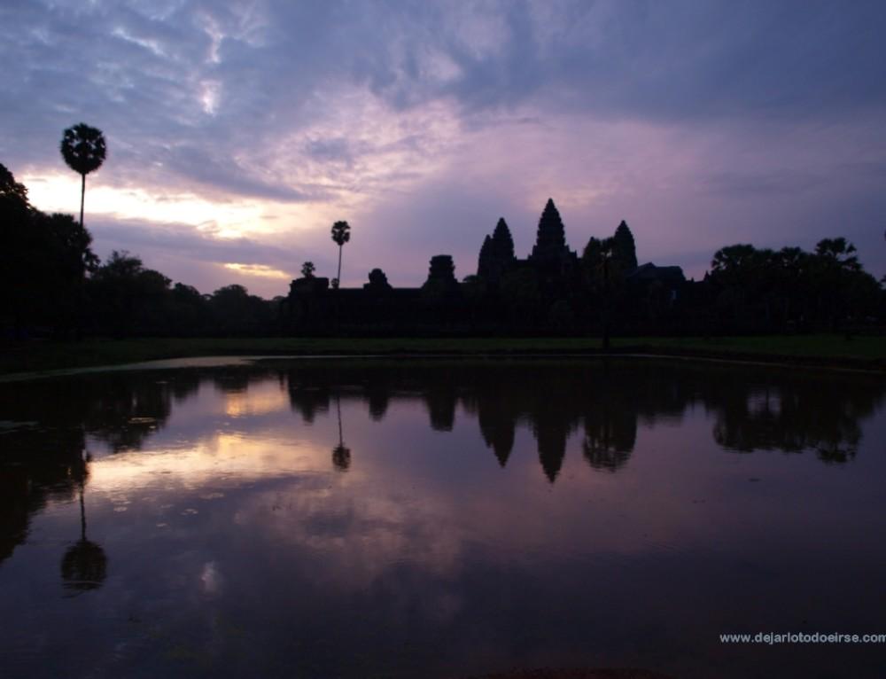 Cómo NO visitar los templos de Angkor