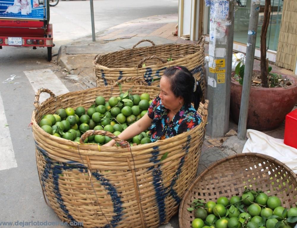La historia de Camboya y la sonrisa de Phnom Penh