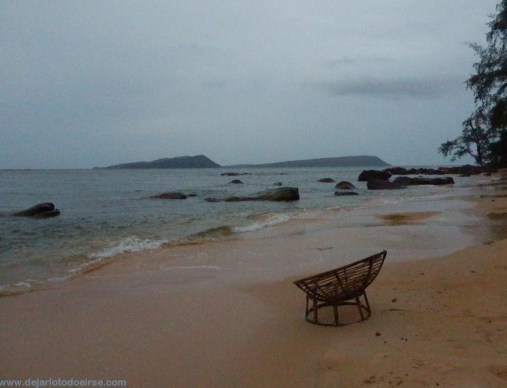La costa de Camboya sí o sí: Sihanoukville y la isla de Koh Rong