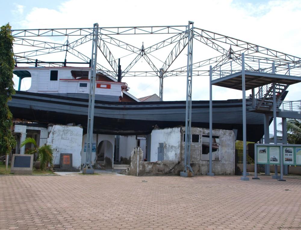 Una historia sobre el independentismo y el tsunami de Banda Aceh