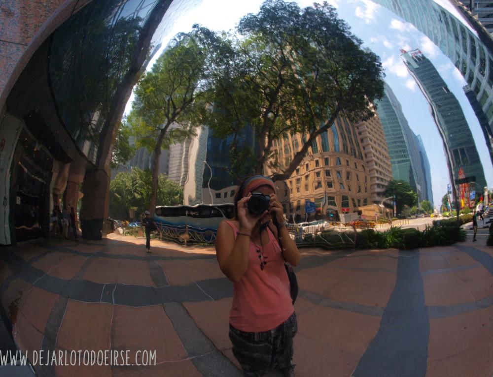 Los aires de Singapur: mis primeras impresiones
