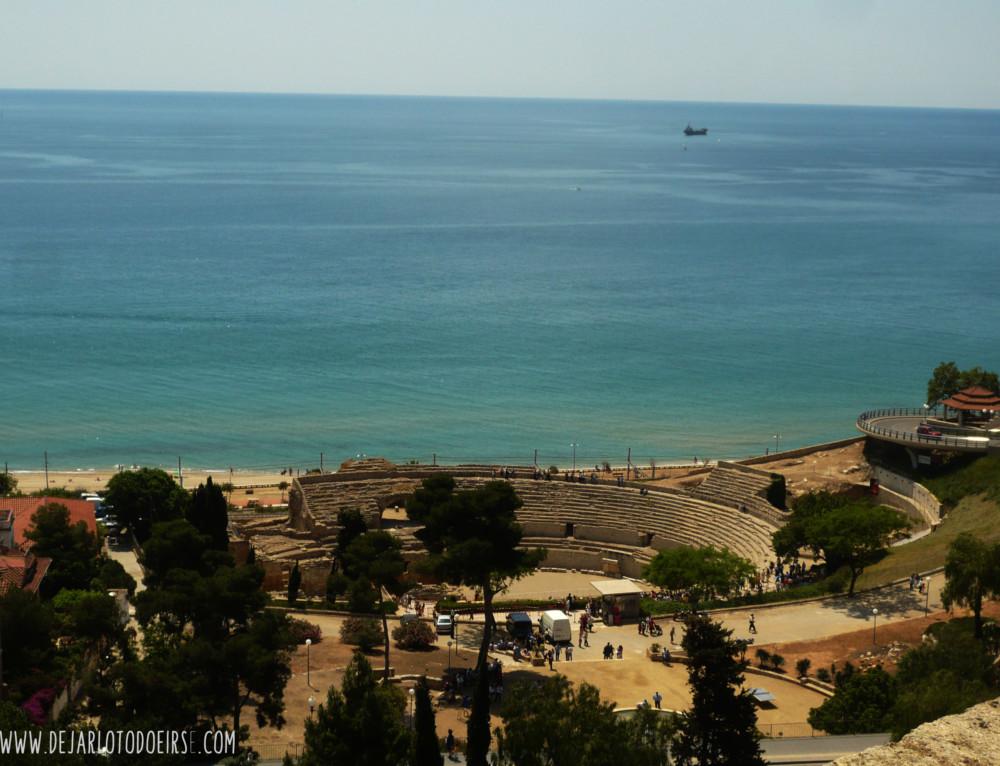 Tarragona y volver al lugar donde fuiste feliz