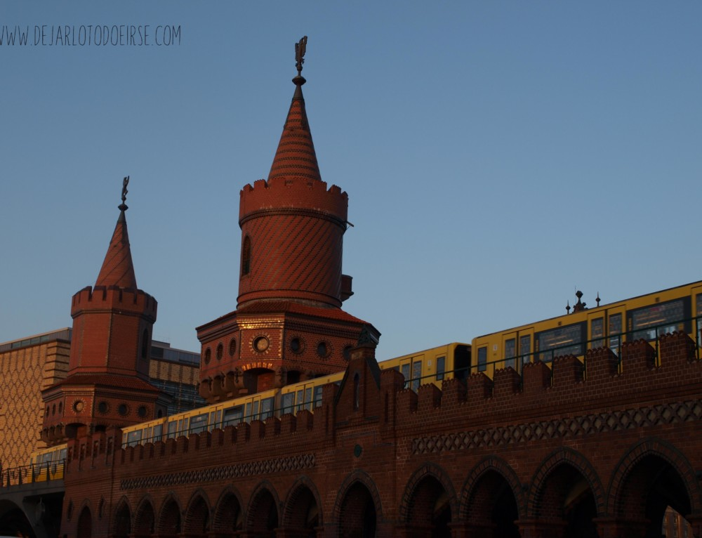 El transporte en Berlín
