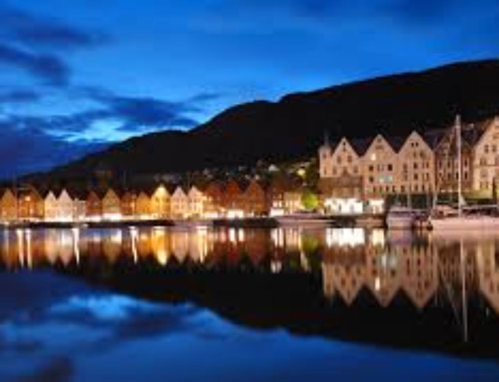 Me voy de paseo por los fiordos noruegos