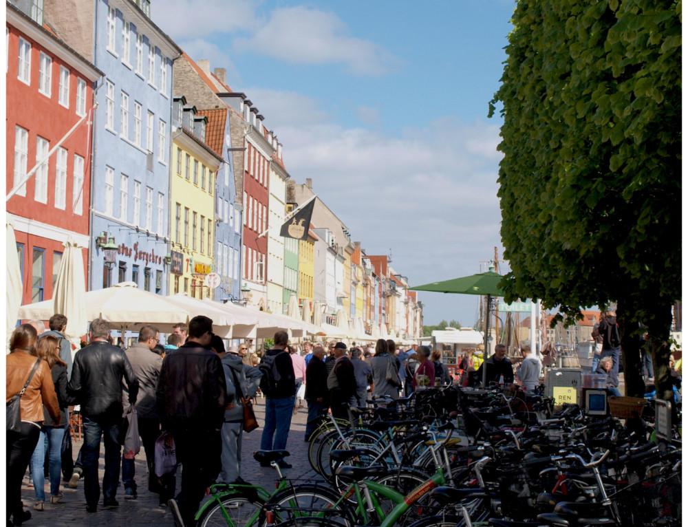 Copenhague en una hora y 8 imágenes
