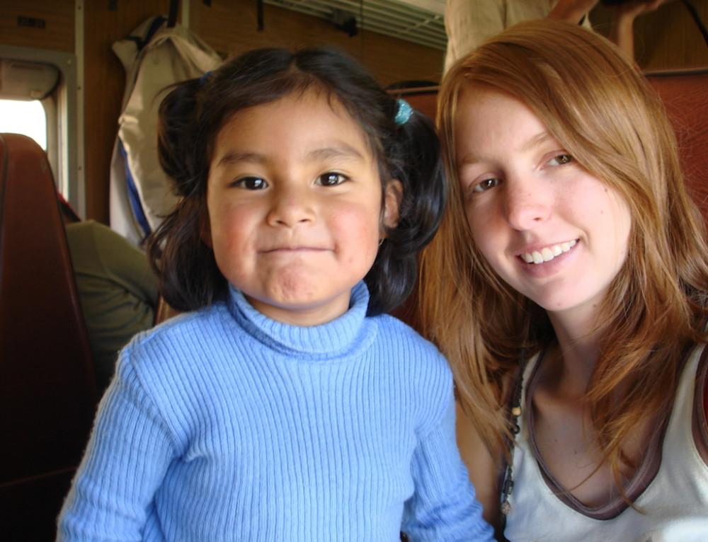 ¿Hay mujeres que viajan solas? Aniko Villalba