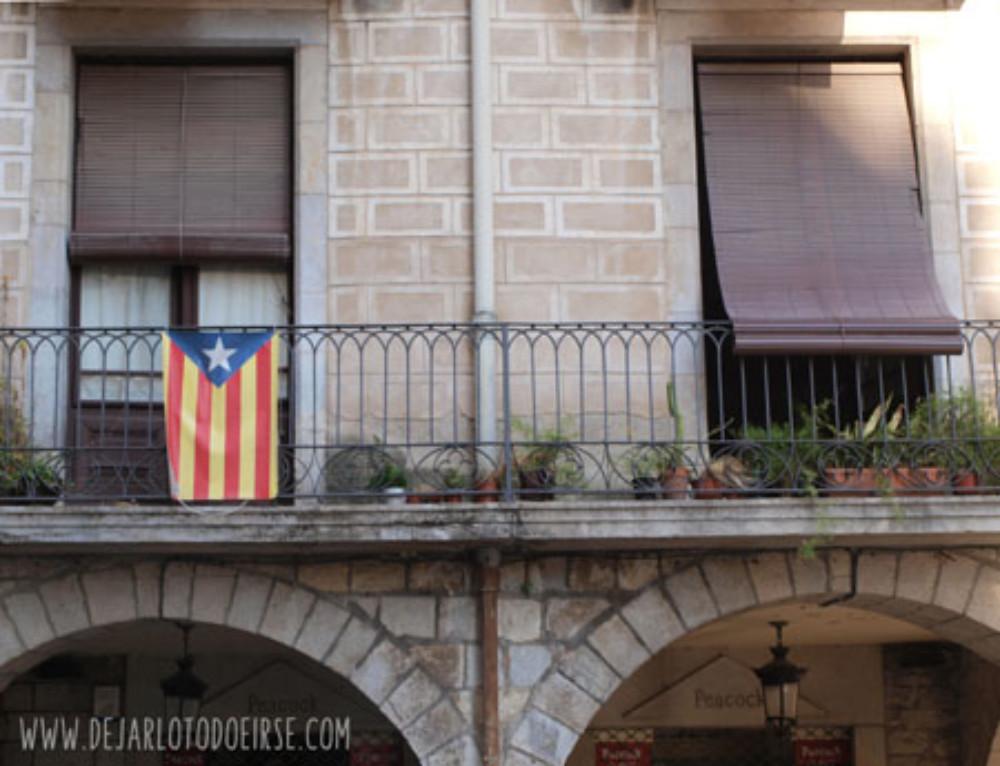 La Girona que no reconocí