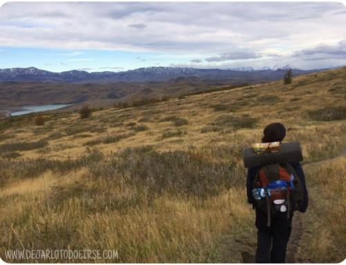 Torres del Paine y por qué no hacer sola la W