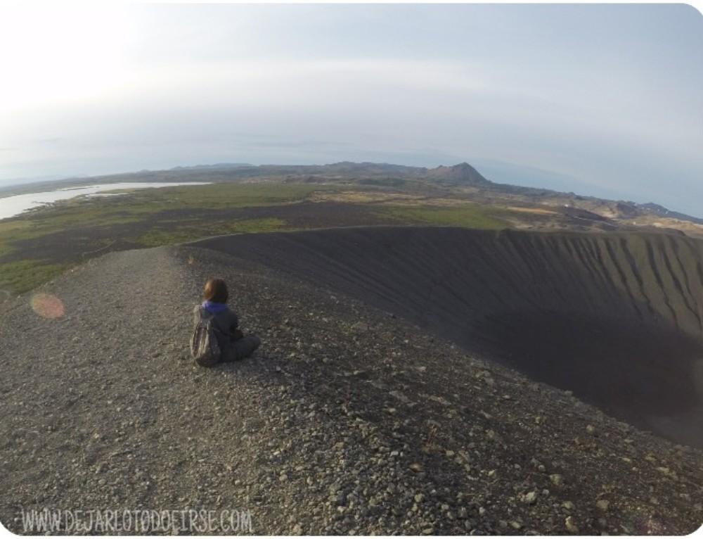 Ya vuelvo tras 15 días en Islandia