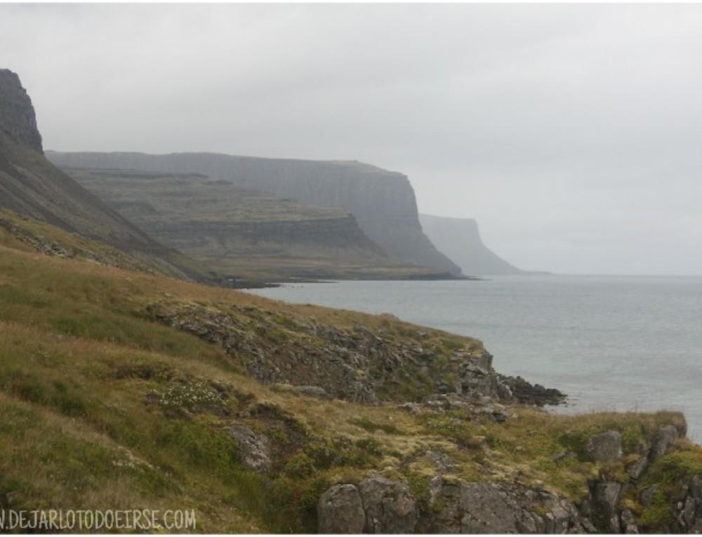 Mi ruta de 15 días en Islandia: fiordos del oeste y Reikjavik (PARTE III)